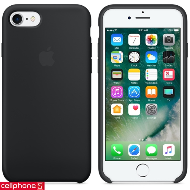 Ốp lưng cho iPhone 7 - Apple Silicone Case