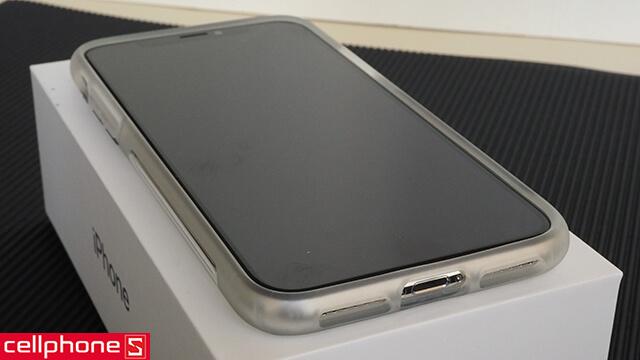 Ốp lưng cho iPhone X - Anker KARAPAX Touch Case