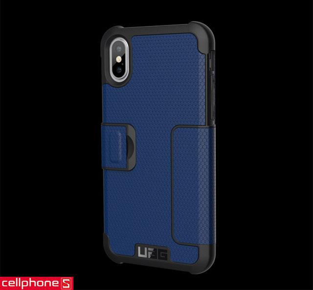 Ốp lưng cho iPhone X - UAG Metropolis Series