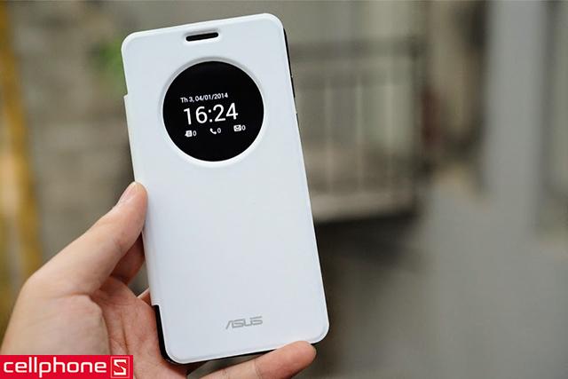 Bao da cho ZenFone 5 - ASUS View Flip Cover
