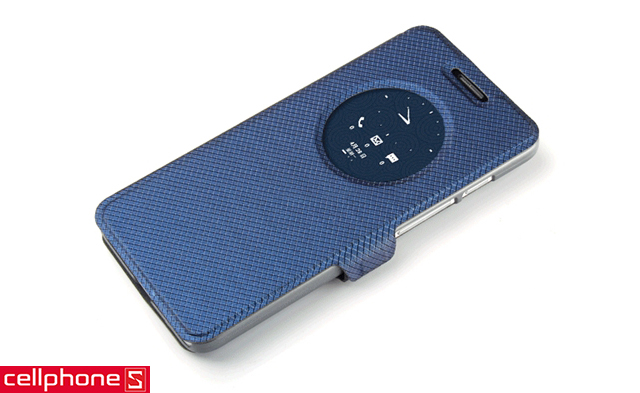 Bao da cho ZenFone 5 - Muhua Zhen Series Window Style
