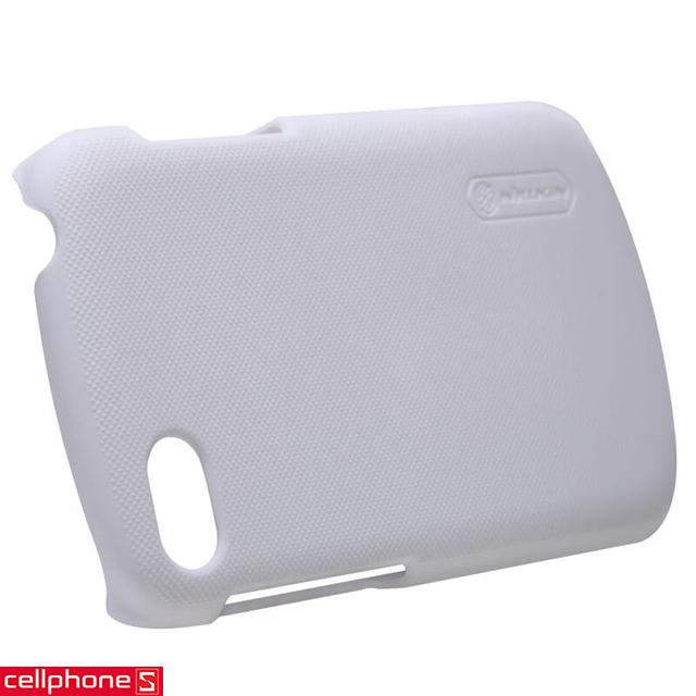 Ốp lưng cho BlackBerry Q10 - Nillkin Super Frosted Shield