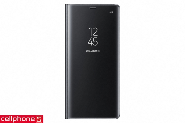 Bao da cho Galaxy Note 8 - Samsung Clear View Standing Cover EF-ZN950