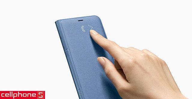 Bao da cho Galaxy Note 8 - Samsung LED View Cover EF-NN950