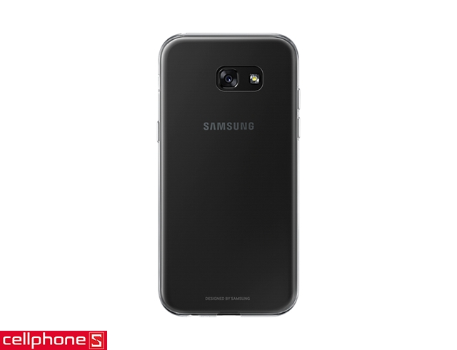 Ốp lưng cho Galaxy A7 (2017) - Samsung Clear Cover