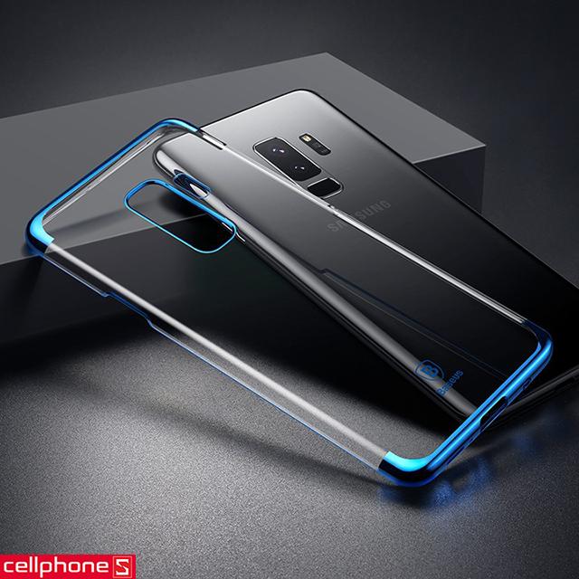 Ốp lưng cho Galaxy S9 - Baseus Glitter Case