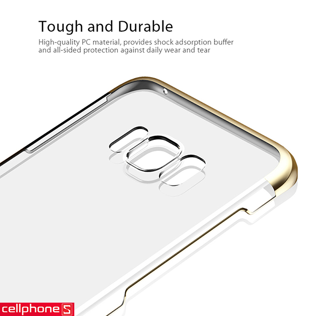 Ốp lưng cho Galaxy S9+ - Baseus Glitter Case