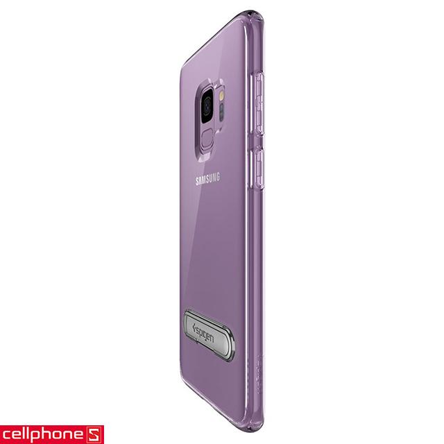 Ốp lưng cho Galaxy S9 - Spigen Ultra Hybrid S Case