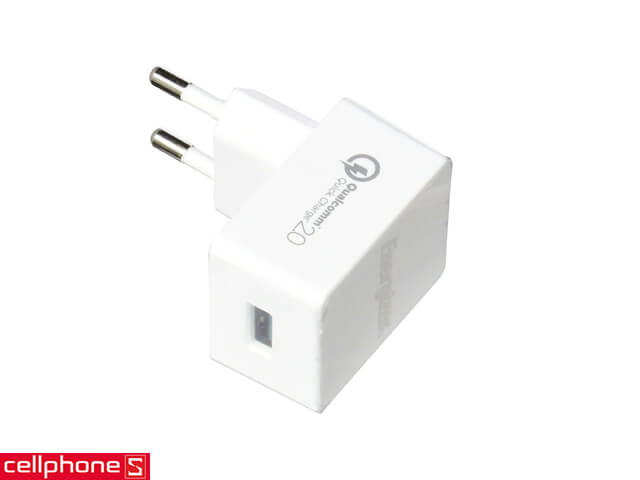 Sạc Energizer Hightech Wall Charger Micro USB 2 A ACW1QEUHMC3