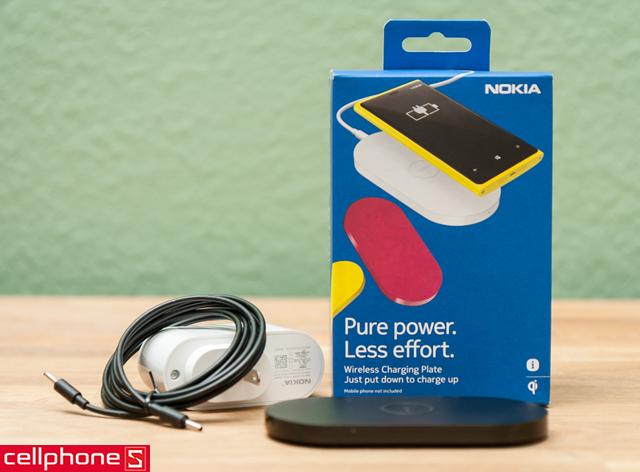 Đế sạc Nokia Wireless Charging Plate DT-900
