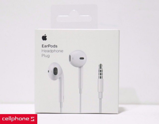 Tai nghe Apple EarPods 3.5 mm Headphone chính hãng