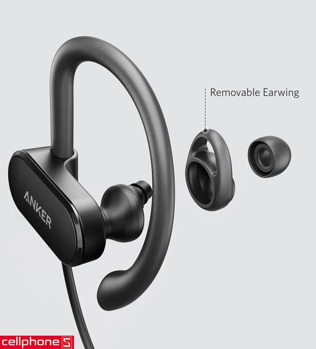 Tai nghe Bluetooth Anker SoundBuds Curve