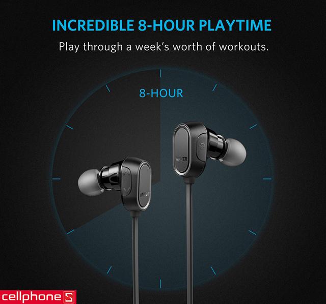 Tai nghe Bluetooth Anker SoundBuds Sport