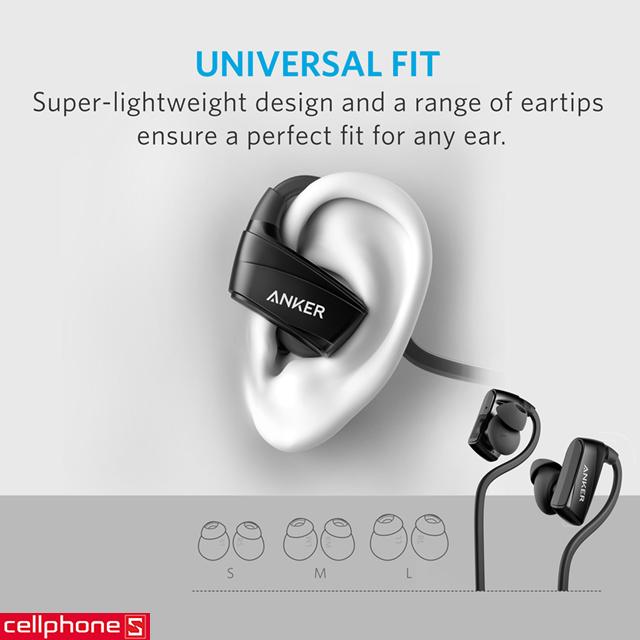 Tai nghe Bluetooth Anker SoundBuds Sport NB10