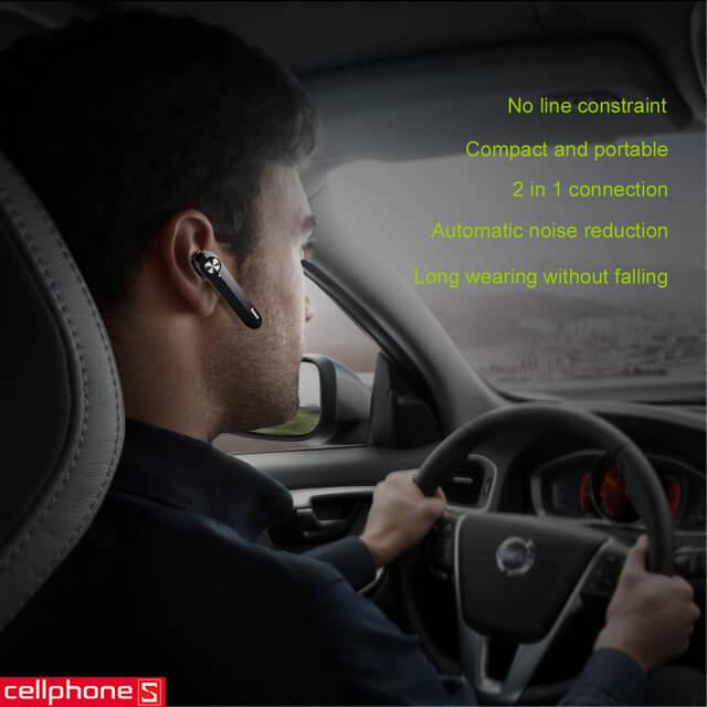 Tai nghe Bluetooth Baseus A01