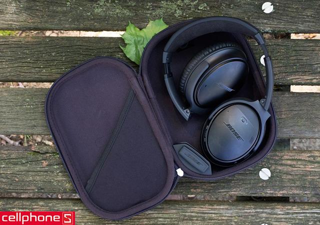 Tai nghe Bluetooth chống ồn Bose QuietComfort 35 II