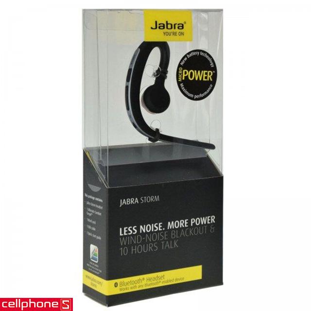 Tai nghe Bluetooth Jabra Storm