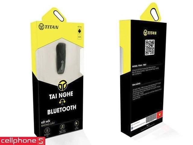 Tai nghe Bluetooth TITAN TB-02