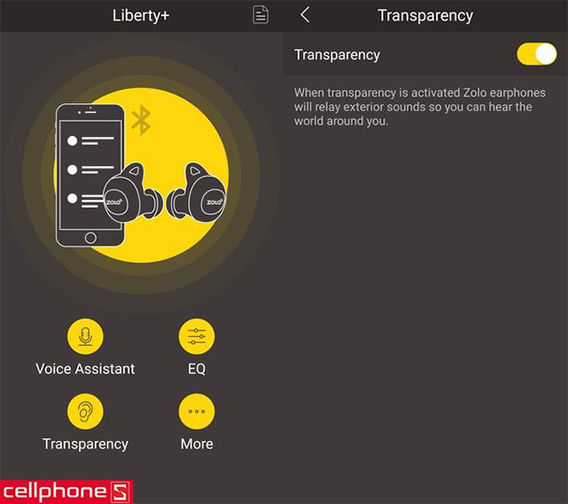 Tai nghe Bluetooth Anker ZOLO Liberty+