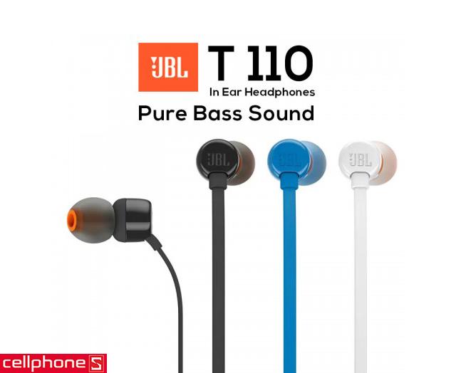 Tai nghe JBL T110