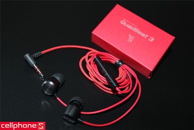 Tai nghe LG QuadBeat 3 HSS-F630