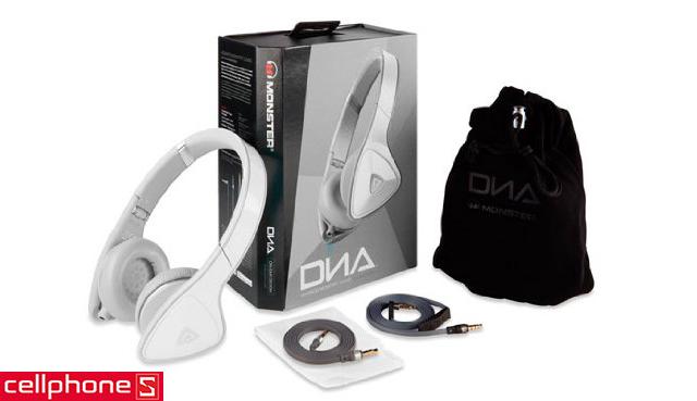 Tai nghe Monster DNA On-Ear