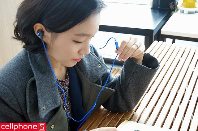 Tai nghe Sony MDR-XB50AP