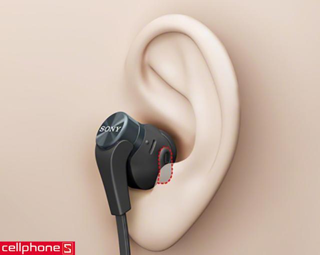Tai nghe Sony MDR-XB60EX