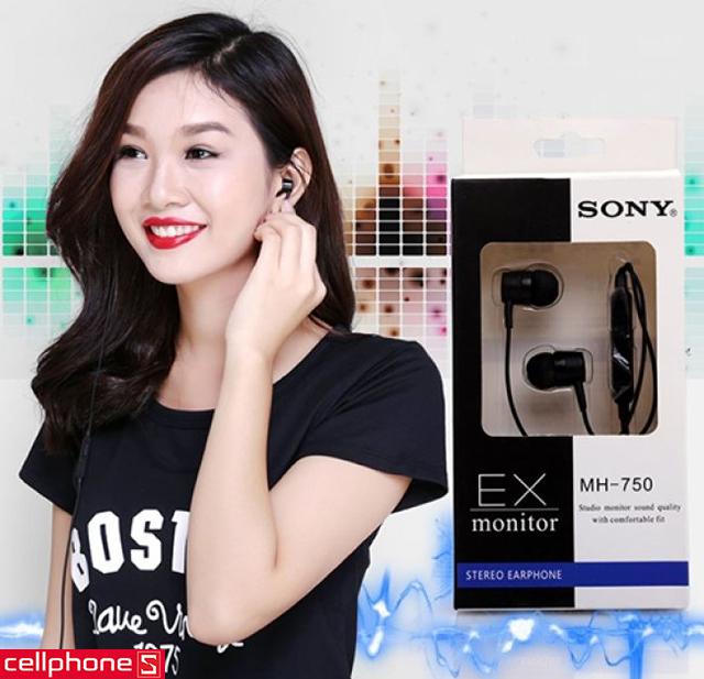Tai nghe Sony MH750