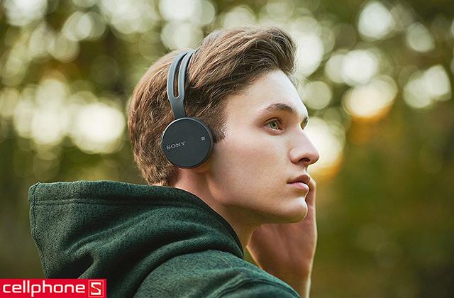 Tai nghe Headphone Bluetooth Sony WH-CH400
