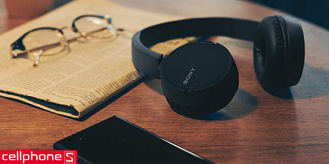 Tai nghe Headphone Bluetooth Sony WH-CH500