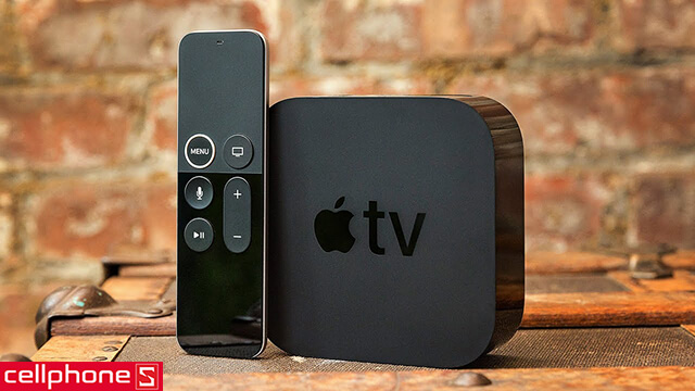Apple TV Box 4K 32GB