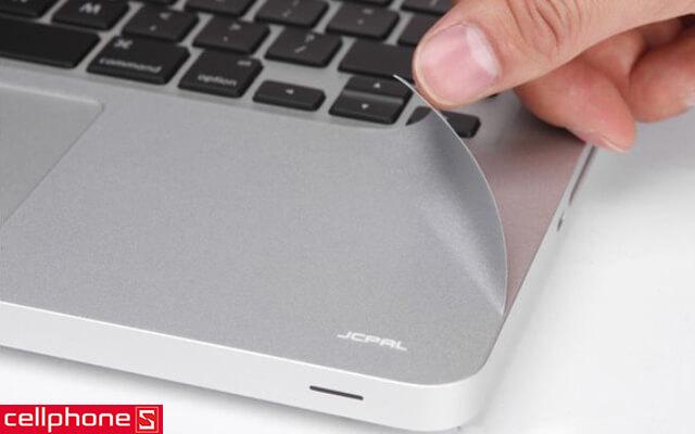 "Dán bảo vệ JCPal MacGuard MacBook Pro 13"" 5 in 1"