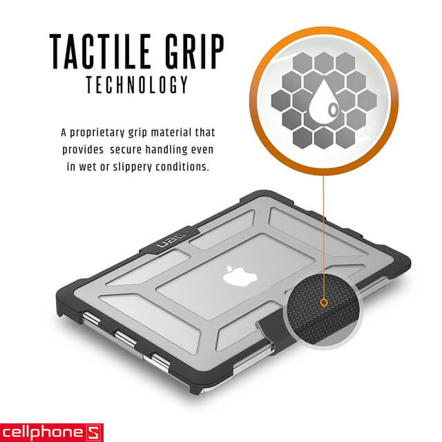 Ốp lưng cho MacBook Pro 15 - UAG Plasma Series