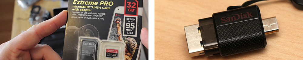 thẻ nhớ, USB Sandisk