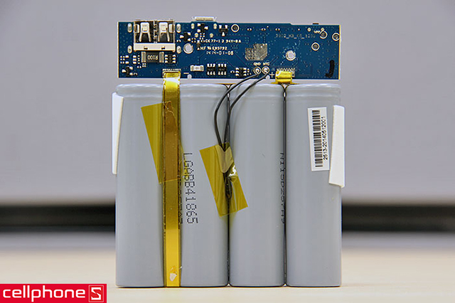 Pin dự phòng Xiaomi Mi 10400 mAh