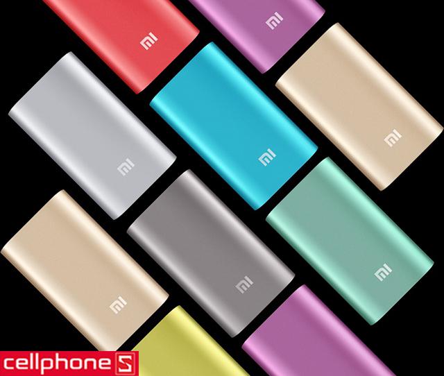 Pin dự phòng Xiaomi Mi 5200 mAh