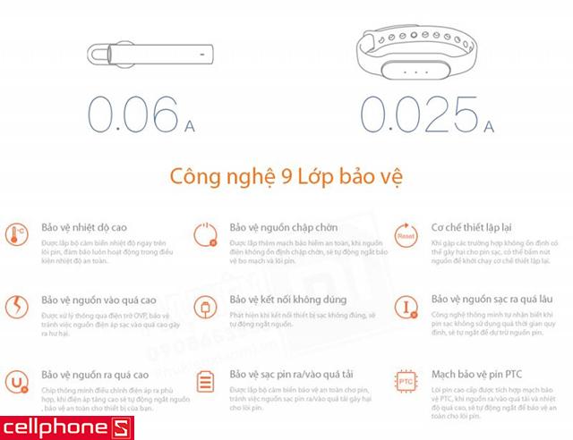 Pin dự phòng Xiaomi Mi Pro 10000 mAh
