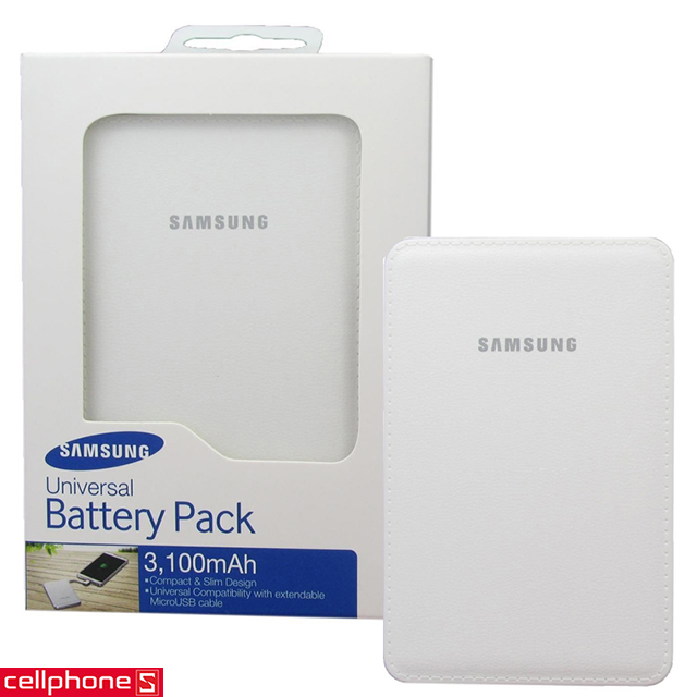 Samsung Universal Battery Pack 3100 mAh