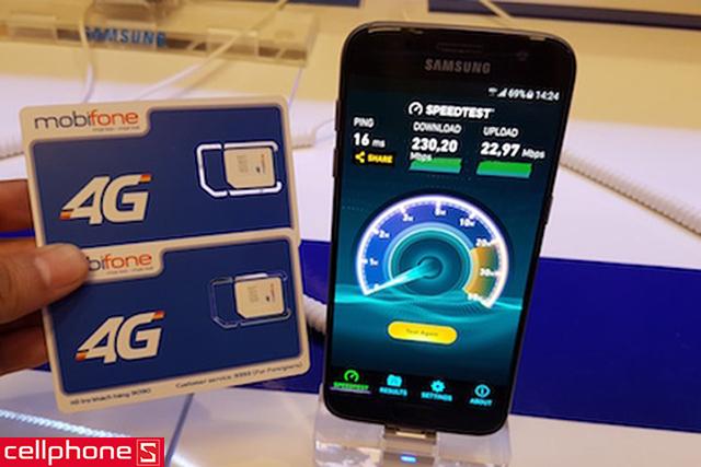 SIM 3G/4G MobiFone 4GB/tháng (MDT250A)