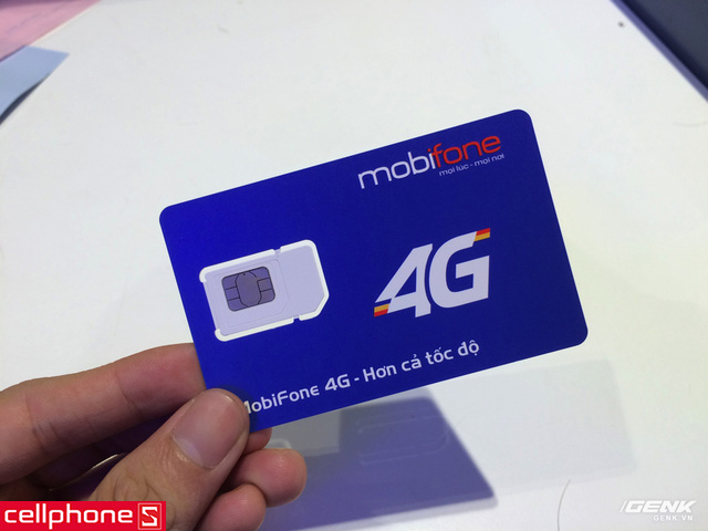 SIM 3G/4G MobiFone 60GB/tháng (MDT120A)