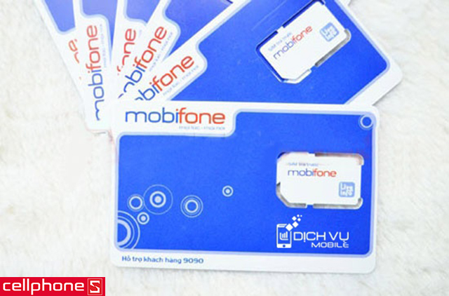 SIM 3G MobiFone