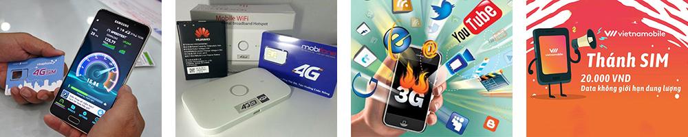 SIM 3G, SIM 4G
