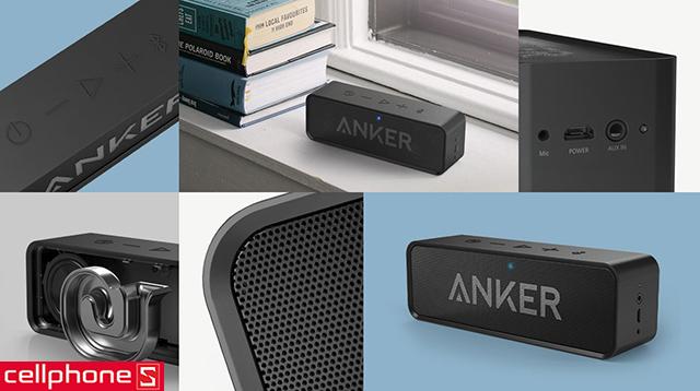 Loa Bluetooth Anker SoundCore