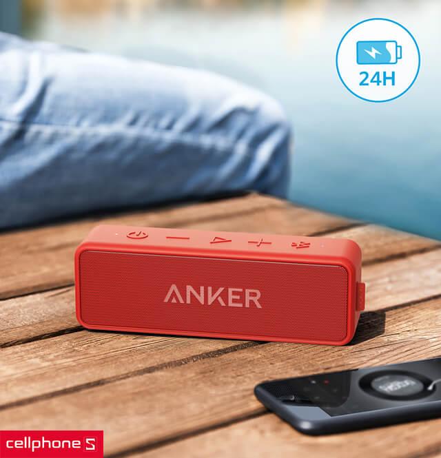 Loa Bluetooth Anker Soundcore Stereo 2