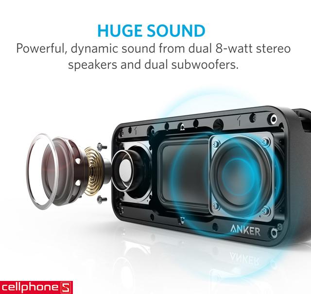 Loa di động Anker SoundCore Sport XL