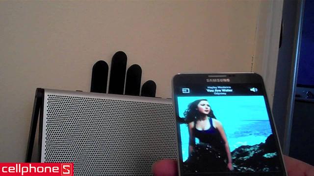 Loa di động Belkin Fusive Bluetooth Speaker