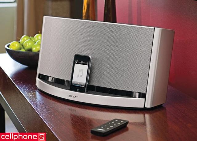 loa di động Bose SoundDock 10 Bluetooth