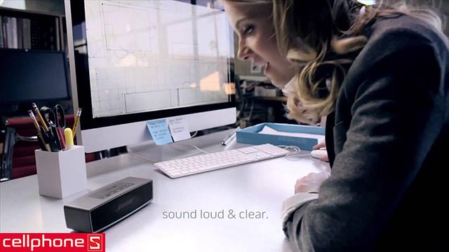 Loa di động Bose SoundLink Mini II