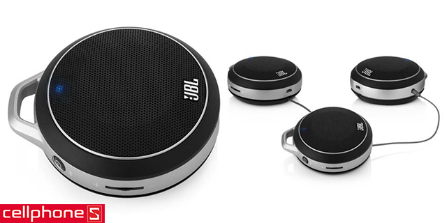 Loa di động JBL Micro Wireless